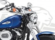 Cover steli forcella per Harley Davidson Sportster Forty-Eight 2010-15 e Custom dal 2011