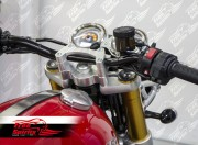 Kit conversione (Tracker bar) per Triumph Thruxton R