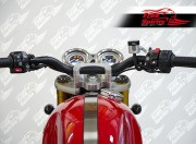 Kit conversione (Fat bar) per Triumph Thruxton R