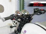 Tracker bar conversion kit for Triumph Thruxton 1200 Standard