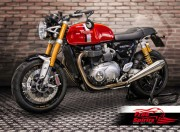 Triumph Thruxton R, Bobber TFC & Tiger 1200 - Upgrade freno anteriore (340 mm) - KIT
