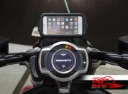 Supporto smartphone Triumph Rocket 3