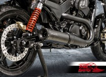 Slip-on Exhaust for Harley Davidson XG Street