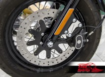 Brake rotors kit (320 mm) for Harley Davidson Sportster 2014 up