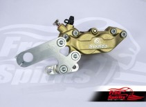 Brembo 4 pot rear for Buell Ulysses and XB12SS - KIT