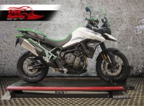 Rear suspension lowering kit (-10 mm) for Triumph Tiger 900