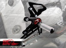 Footrest for Triumph Daytona & Speed Triple 97-10 (Black)