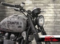 Headlight kit for Triumph Classic