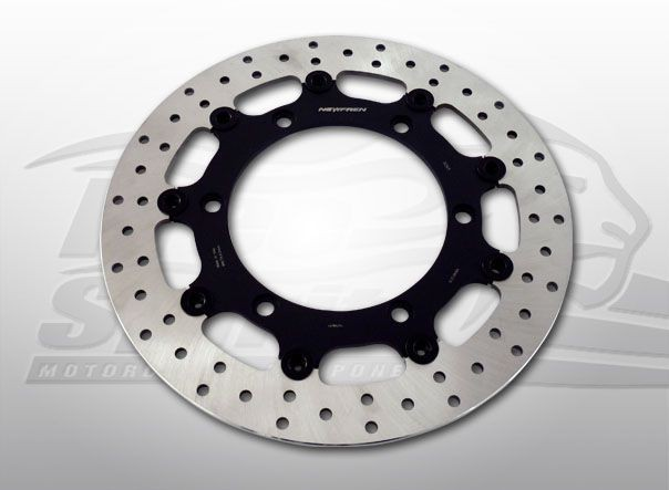 Front brake rotor 310 mm for Triumph
