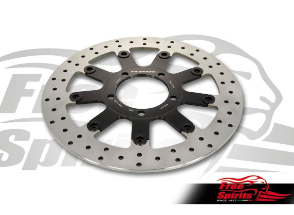 Triumph Classic 2016 up - OEM replacement front brake rotor 310mm & pads - KIT