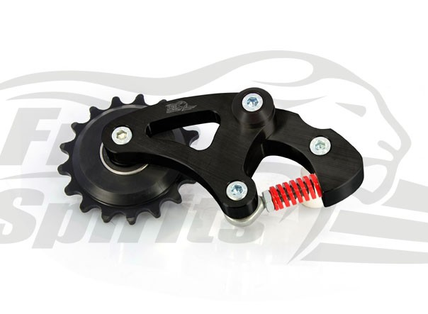 Dynamic chain tensioner for Triumph New Classic (Black)