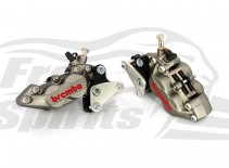 Front brake caliper 4 pot kit for Harley Davidson XG Street Rod - KIT
