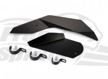 Air deflectors for Triumph Tiger 1200