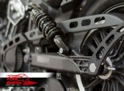 Indian Scout damper kit plugs