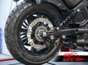 Rear brake rotor 298 mm for Indian Scout
