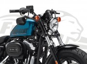 Harley Davidson Sportster Forty-Eight 2010-15 & Custom 2011 up - upper fork cover