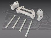 Risers Harley Davidson XR1200 for stock handlebar