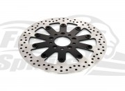 Harley Davidson OEM replacement front brake rotor 300mm & pads - KIT