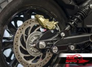 Rear brake caliper 4 pot kit for Indian Scout
