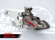 Brembo 4 pot rear for Buell Ulysses and XB12SS (titanium)