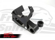PM 4 pot rear bracket for Harley Davidson Street