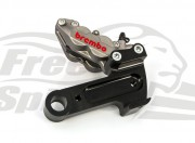 Brembo 4 pot rear bracket for Harley Davidson XG Street 2016 up