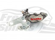 Brembo 4 pot rear kit for Buell Ulysses and XB12SS - KIT