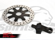 Brake rotors kit (300 mm) rear for Harley Davidson Sportster 2014 up