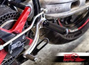 Foot-pegs for Harley Davidson XR1200