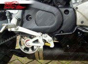 Buell XB Belt tensioner (Hot Yellow)