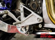 Buell tube frame belt tensioner up to 2001