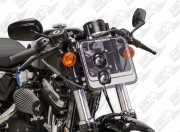 Headlight mask for Harley Davidson Sportster