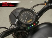 Dashboard for Harley Davidson Sportster 2007 up (Type 2 - Black)