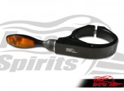Front indicator light bracket for Harley Davidson Street