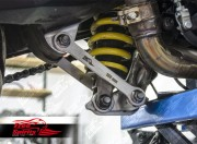 Rear suspension lowering kit (-20 mm) for Triumph Tiger 800