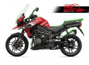 Rear suspension lowering kit (-20 mm) for Triumph Tiger 1200 with TSAS system