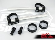 Clip on for fork diameter 52/54 mm for Thruxton R e Speed Triple 1050