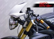 Advance instrumentation bracket kit for Triumph Street Triple