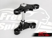 Yokes Triumph Classic for stock fork (Black)