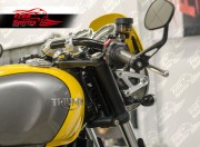 Triumph Street Cup & Bonneville T100/T120 2016 up upper fork cover