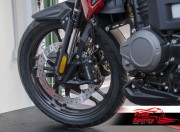 Upgrade braking front kit for Triumph Thruxton R & Tiger 1200