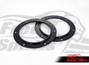 Rotors Spacers (Black)