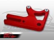 Rear Caliper relocation bracket for Triumph Scrambler & Thruxton (Red)