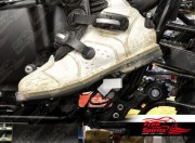 Off-road footrest for Triumph Scrambler & Bonneville