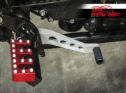 Brake pedal & gear pedal for Triumph Bonneville