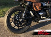 Belt drive conversion for Triumph Street Twin/Cup/Scrambler & Bonneville T100 2018 up