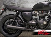 Side fairing panels for Triumph Bonneville T120