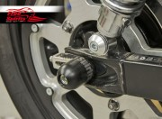 Axle Protector / Sliders rear for Triumph Classic