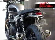 License plate Short Cut (UK/USA/AUS/France) for Triumph Speed Twin