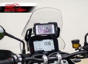 Mobile and Navigator Supports for Triumph Tiger 900 - KIT
